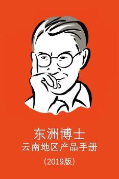 东洲博士云南地区产品手册2019 电子书制作软件