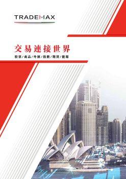 TradeMax Global集團概覽 电子书制作软件