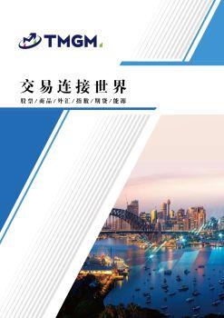 TMGM集团概览 2021电子画册