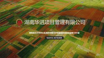 湖南华进项目管理公司简介-3电子画册