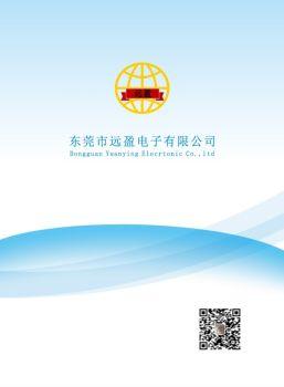 东莞市远盈电子有限公司电子画册