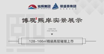 博观熙岸实景展示电子画册