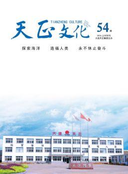 2016年大连天正集团上半年刊电子画册