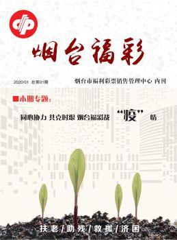 烟台福彩信息2020年第01期 电子书制作软件