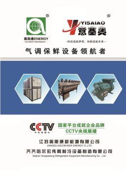 齐齐哈尔宏伟腾制冷设备制造有限公司电子画册