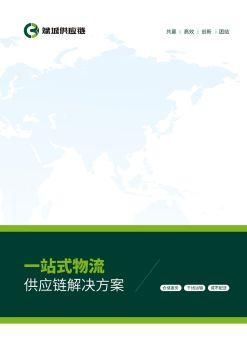 斌城供应链管理有限公司电子画册