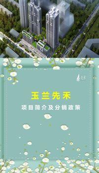 玉兰先禾项目简介及分销政策 电子书制作平台