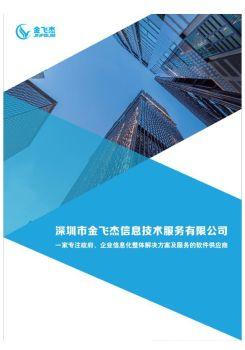 信息技术服务宣传册