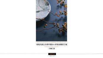 绿地凤娅国际城样板间初步方案11.20(1)电子宣传册