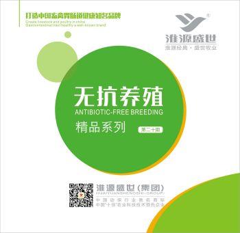 淮源盛世第20期无抗养殖电子画册 电子书制作平台
