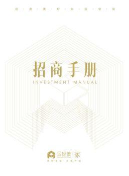 金螳螂·家2018城市合伙人招商手册