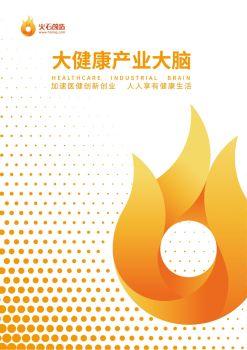 火石创造宣传册,电子期刊,电子书阅读发布