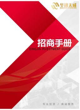 华讯天成招商手册