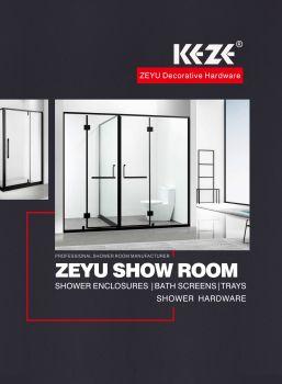 ZEYU Shower Foom 泽宇五金淋浴房电子画册