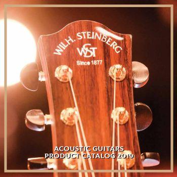 WST Guitar catalog 电子书制作平台