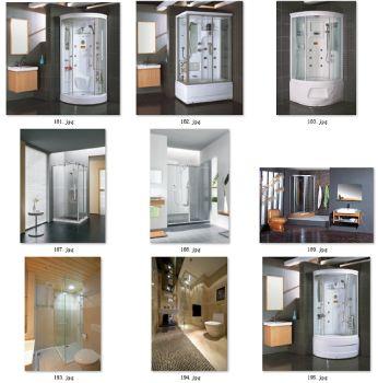 (共2260张)淋浴房蒸汽房沐浴房汗蒸房SPA房高清图片画册设计印刷图库(1-6)--要原图/大图请跟客服联系--客服QQ号:985849065 微信号/:2206016230  电话:13682674989--整体一体式简易弧扇形淋浴房封闭式淋浴房浴室高清晰度画册图册设计印刷级图片素材)-高清无水印 ---已经全面更新了,展示在qq空间相册/主页(做画册图册彩页宣传册设计印刷专用高清图片)-欢迎大家下载或转存 百度网盘缩略图展示---https://pan.baidu.com/s/1EVpbhvUE3V