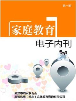 武漢市婦聯電子內刊第一期