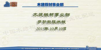 北京木建优品·板材事业电子画册