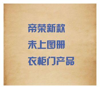 帝荣鑫未上图册衣柜门款式