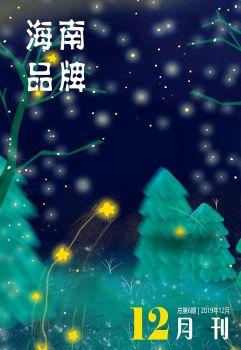 碧桂园海南区域12月品牌月刊