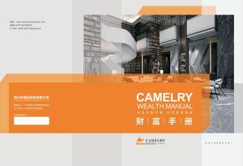 骆驼瓷砖财富手册 电子书制作平台