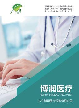 博润医疗画册 电子书制作平台