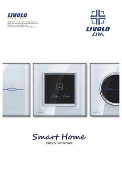 LIVOLO产品目录画册