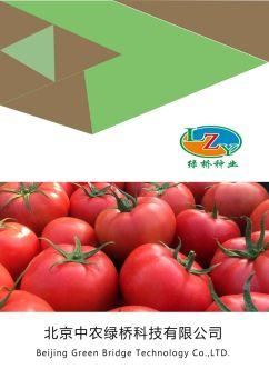 北京中农绿桥科技有限公司电子宣传手册 电子书制作平台