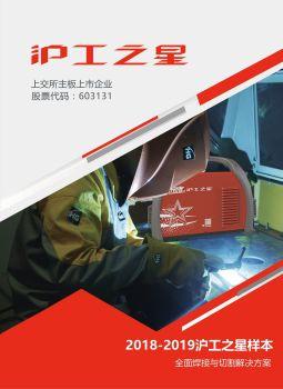 2018-2019沪工之星样本