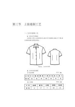 服装工艺4—缝制.上装电子画册