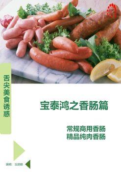 宝泰鸿之香肠篇,翻页电子书,书籍阅读发布