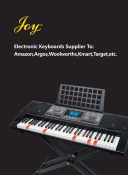 JOY KEYBOARDS-CATALOG 电子书制作平台