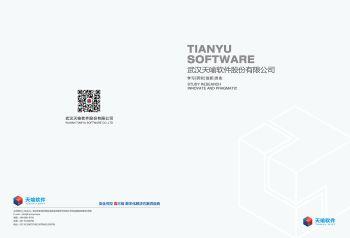 武汉天喻软件股份有限公司公司介绍电子画册