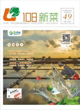 49期  108新菜雜志,翻頁電子書,書籍閱讀發布