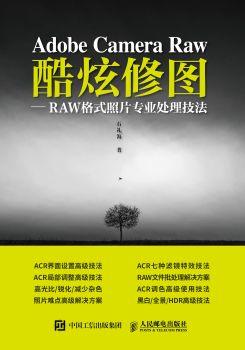 《Adobe Camera Raw 酷炫修图——RAW格式照片专业处理技法》 电子书制作平台