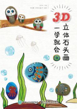 《3D立体石头画:一学就会》电子刊物