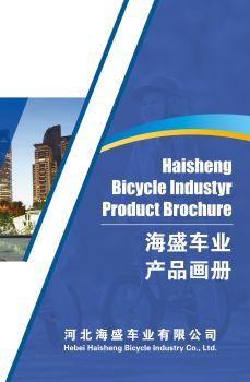 河北海盛车业有限公司产品画册,多媒体画册,刊物阅读发布
