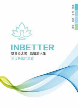 伊比特医疗美容企业项目宣传画册