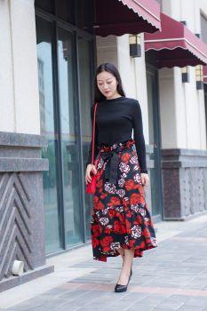 熙嬅时尚女装宣传画册