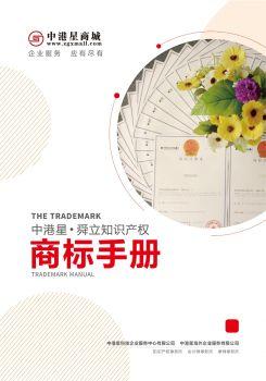 中港星集团——商标手册,3D翻页电子画册阅读发布平台