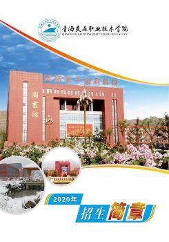 青海交通职业技术学院2020招生简章电子宣传册