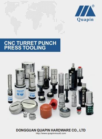 Quapin CNC turret punch press tooling 电子书制作软件