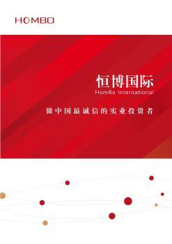 恒博国际介绍 电子书制作软件