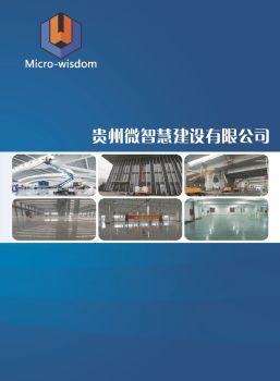 贵州微智慧建设有限公司电子画册