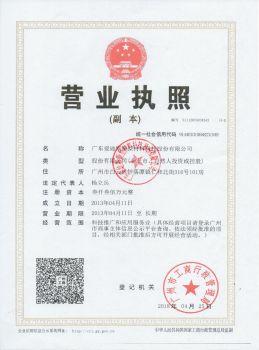 广东爱迪斯新型材料科技股份有限公司企业资质电子画册