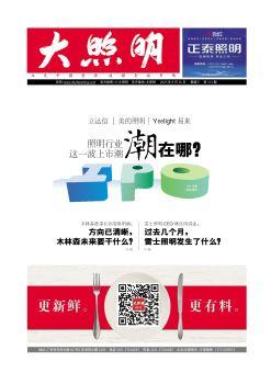 《大照明》电子报314期,在线电子杂志,期刊,报刊