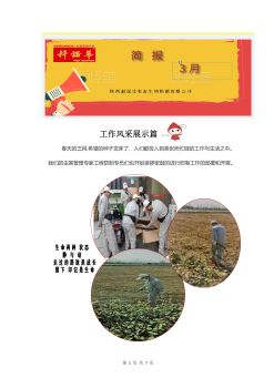 陕西科诺华简报 第一期电子刊物