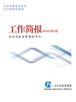 北京实验室联盟2020年简报第一期(2)(1)改1电子刊物