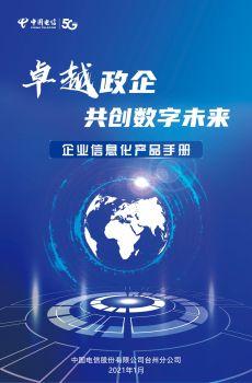 企业信息化产品手册