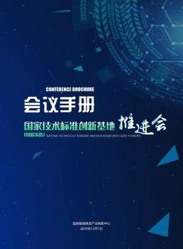 国家技术标准创新基地推进会会议手册